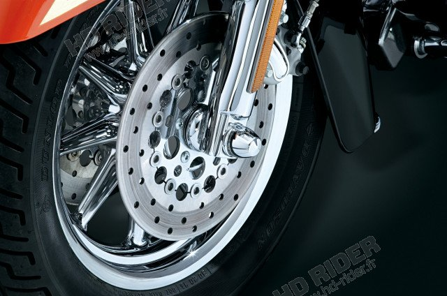 Caches axe de roue - Touring/Trikes/Dyna/Softail/Sportster/Super Glide/Wide Glide/V-Rod/Street