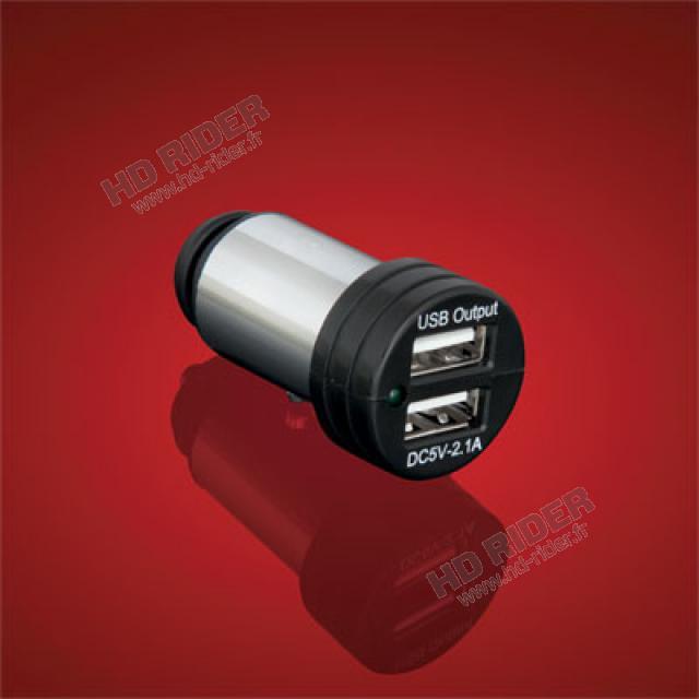 Prise allume-cigare / USB