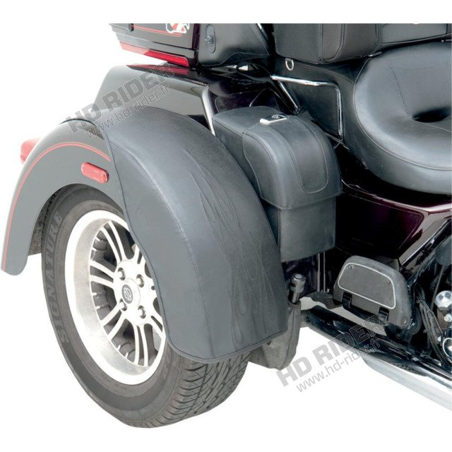 Protections d'ailes Tatoo trike - Tri Glide/Street Glide