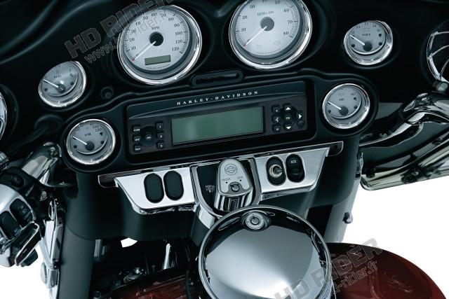 Couvre panel de contrôle - Touring/Trikes