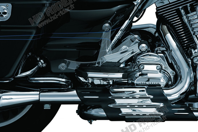 Cale-pieds passager - Touring/Trike