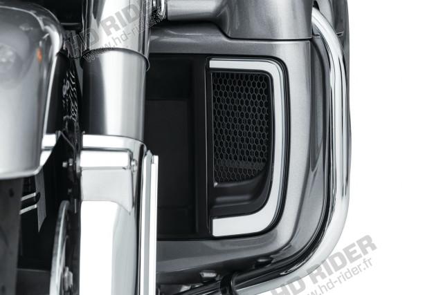 Grilles de radiateur lumineuse - Touring/Trike