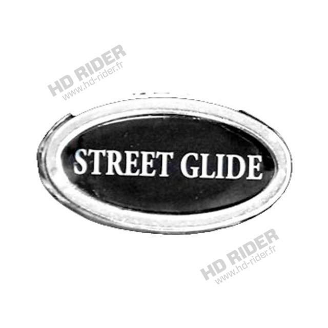 "Pin's ""Street Glide"""