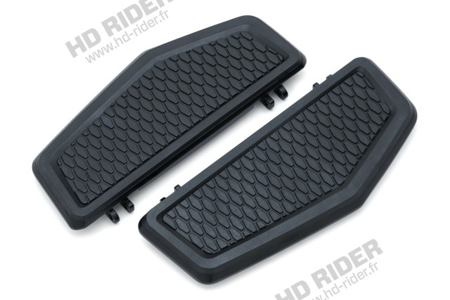 Cale-pieds pilote Hex - Touring/Trike/Softail/Dyna