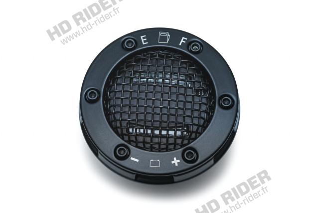 Bouchon de réservoir avec indicateur - Road King/Softail/Dyna/Freewheeler/FXR