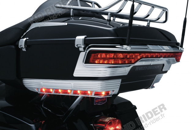 Garniture de dessous de Tour-pack - Touring/Tri Glide