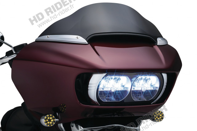 Garnitures de phares - Road Glide