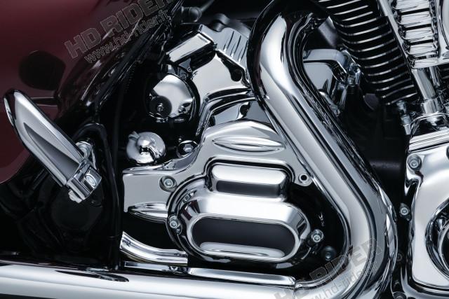 Chrome de boite de vitesse - Touring/Trike