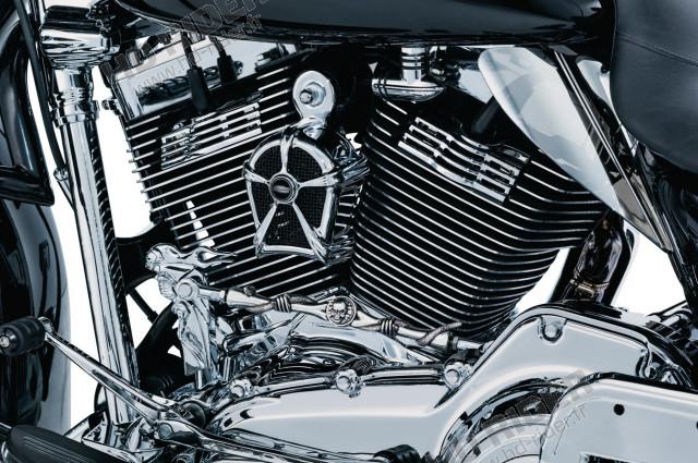 Cache vis de culasse - Touring/Trike