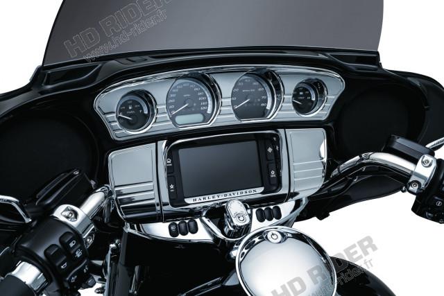 Couvre panel de contrôle - Touring