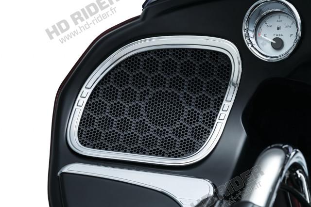 Entourage de grilles de haut-parleurs avant - Road Glide