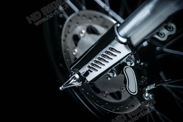 Enjoliveurs de bas de tube de fourche - Touring/Trikes