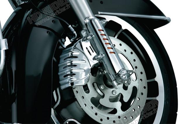 Caches étrier de frein - Touring/Trikes/V-Rods