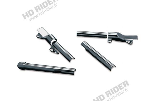 Chromes tube bras oscillant  - Softail