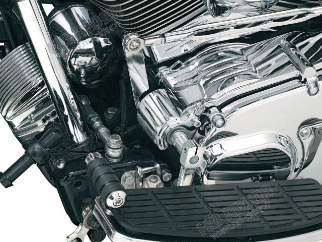 Extension chrome carter primaire - Touring