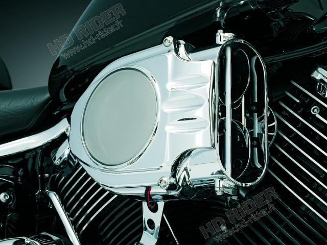 Cache filtre à air lumineux - Hypercharger standard
