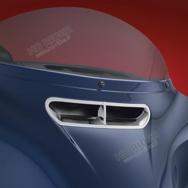 Chrome de ventilation - FLHX/FLHT