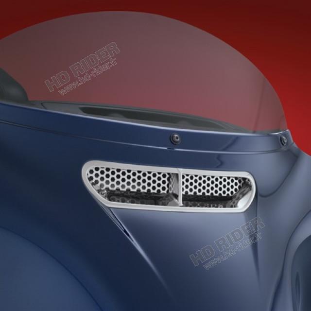 Chrome de ventilation avec grille - FLHX/FLHT