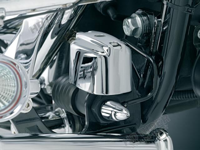 Couvercle de maitre cyclindre arrière - Touring/Trike/Softail