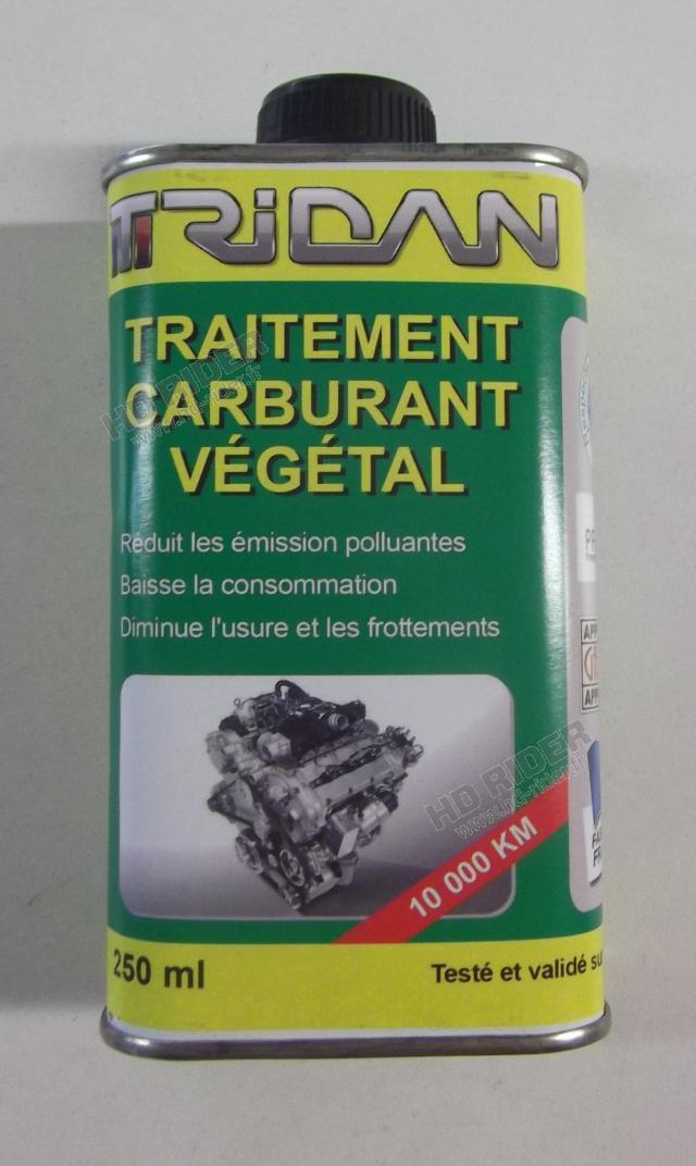 Traitement alimentation végétal