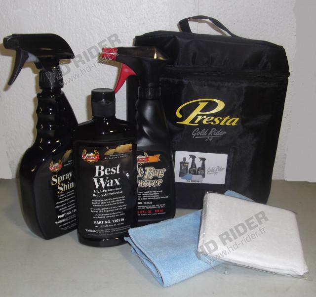 Kit Polish Presta/Gold Rider 24