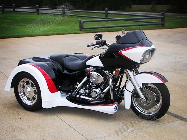Trike Harley FLT MotorTrike Gladiator