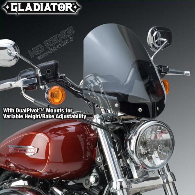 Pare-brise Gladiator - Sportster