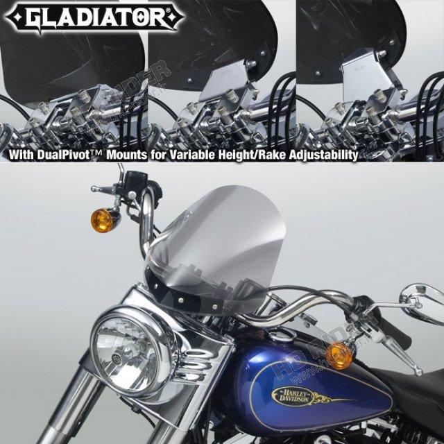 Pare-brise Gladiator - Softail