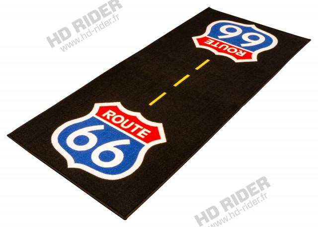"""Tapis de décoration """"Route 66"""""""