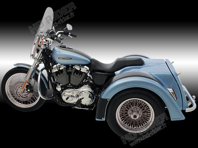 Trike Harley MotorTrike GTX