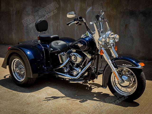 Trike Harley MotorTrike Spartan F