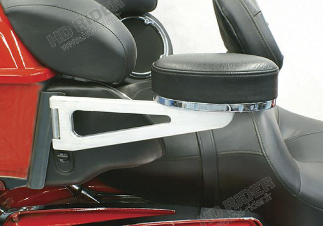 Accoudoirs passager - Compatible avec tous les modèles dotés d'un tour-pack