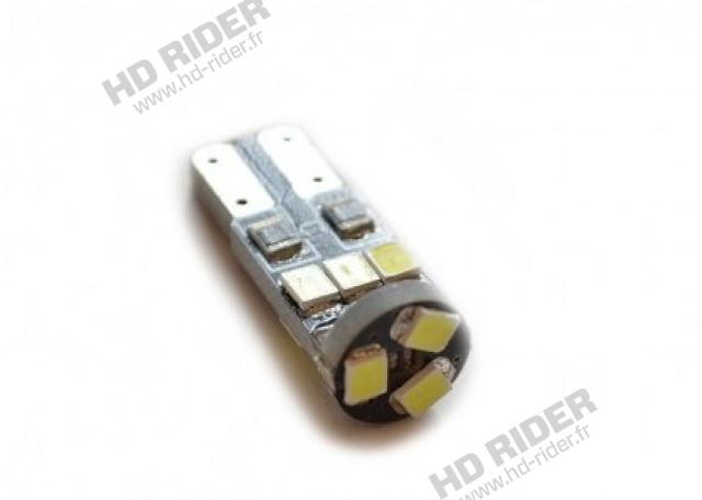 Ampoule LED éclairage de plaque