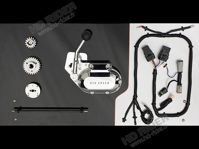 Kit de marche arrière - FLHT/FLTR 99