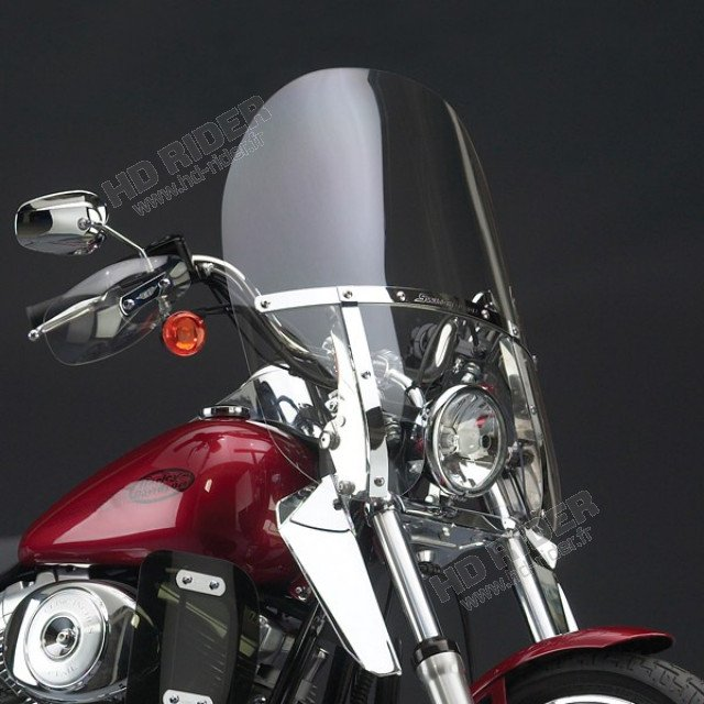 Pare-brise SwitchBlade 2-Up - Dyna/Softail