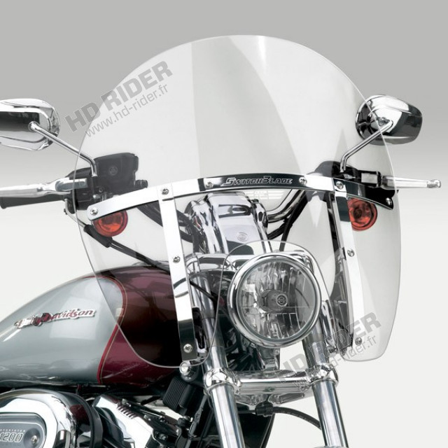 Pare-brise SwitchBlade Chopped - Sportster/Dyna