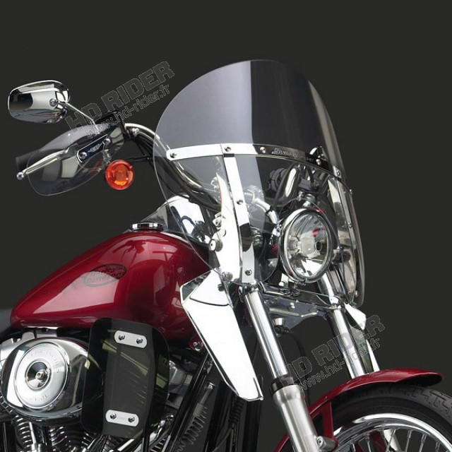 Pare-brise SwitchBlade Chopped - Dyna/Softail