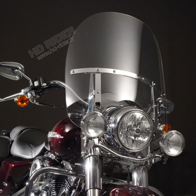 Pare-brise SwitchBlade 2-Up - Road King