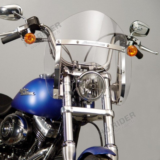 Pare-brise SwitchBlade Shorty - Dyna/Softail