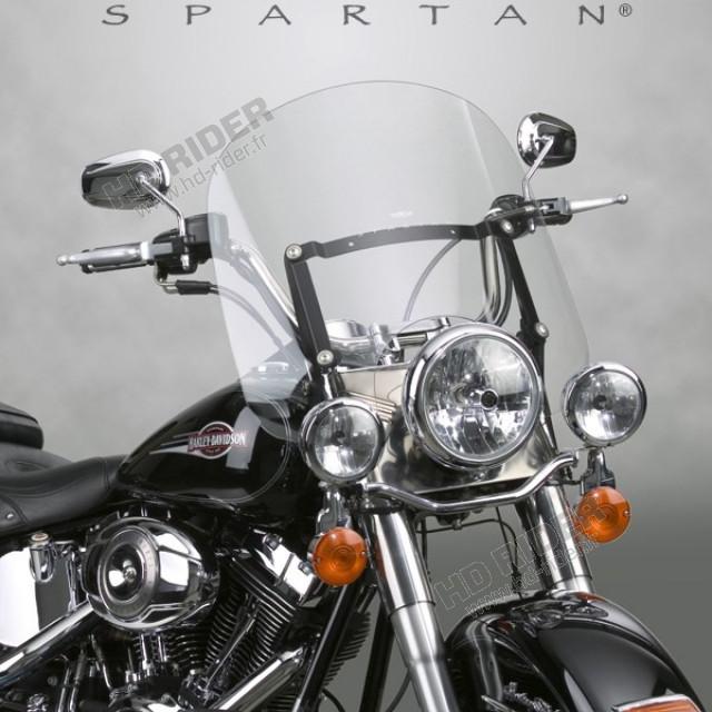 Pare-brise Spartan - Softail