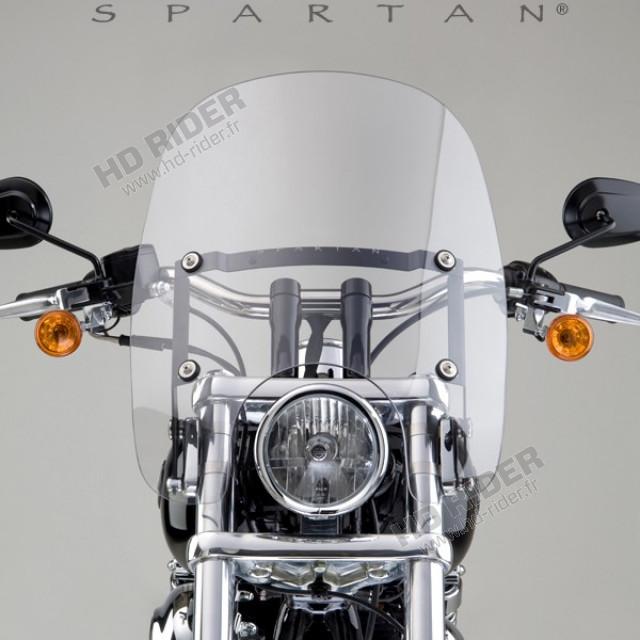 Pare-brise Spartan - Dyna/Softail