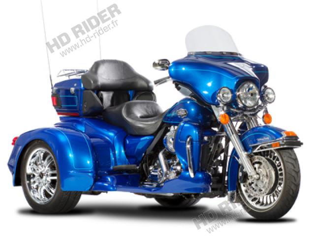 Trike Harley FLH Hannigan Legend