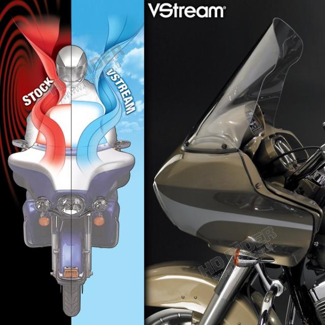 Pare-brise VStream - Road Glide/Ultra