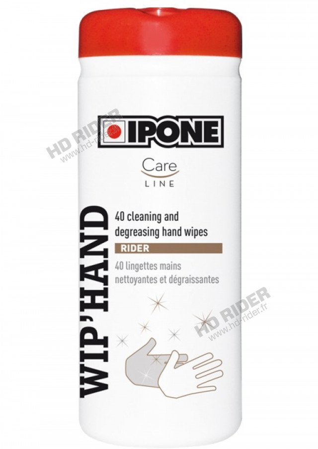"Lingettes mains Ipone ""Wip'hand"""