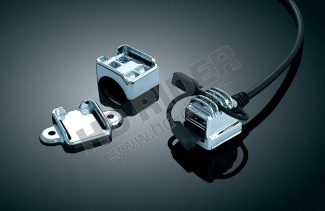 Connecteur d'alimentation USB