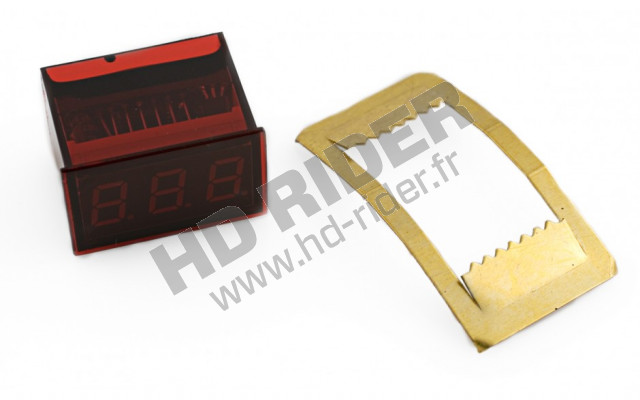 Voltmètre digital