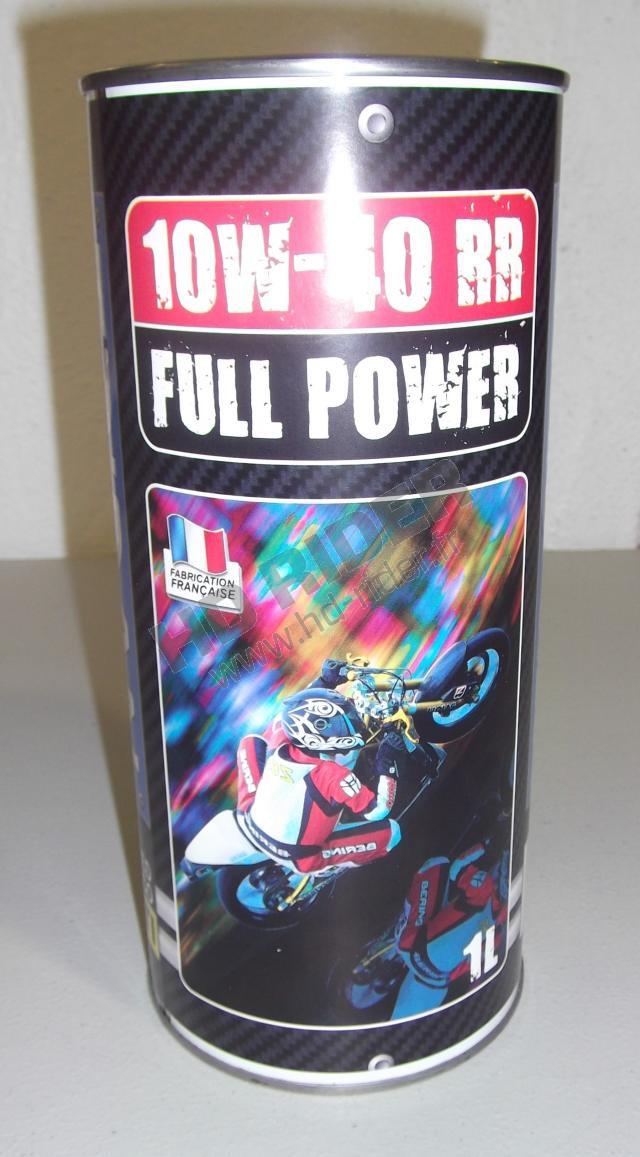 """Huile """"Full Power"""""""