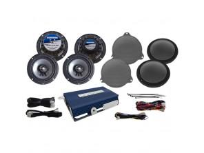 Kit de haut-parleurs avant / arrière