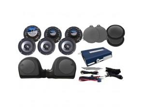 Kit de six haut-parleurs