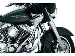 Chrome colonne de direction - Touring